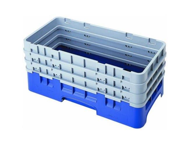 Cambro Camrack Half Size Base Rack, Beige, 19 3/4 x 9 7/8 x 8 7/8 inch -- 3 per case.