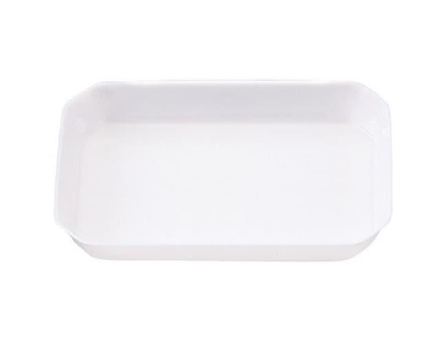ShowFest Display Octagonal Bowl, White, 20 x 12 x 2 inch -- 6 per case.