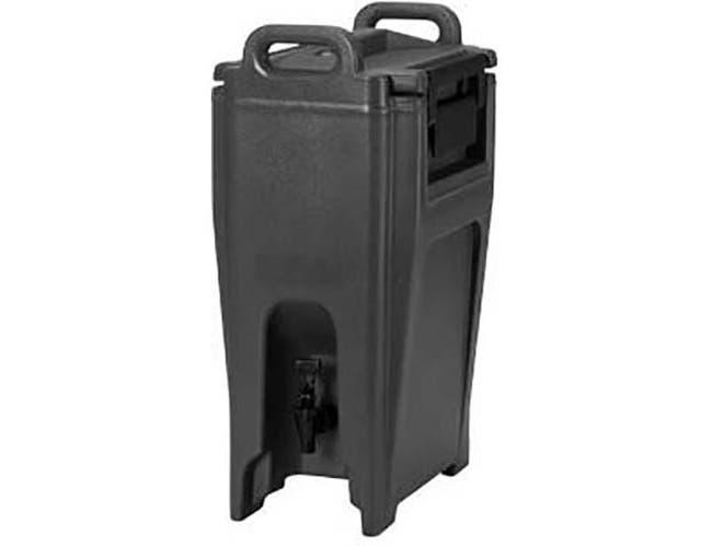 Cambro Granite Gray Ultra Camtainer, 5 1/4 Gallon Capacity -- 1 each.