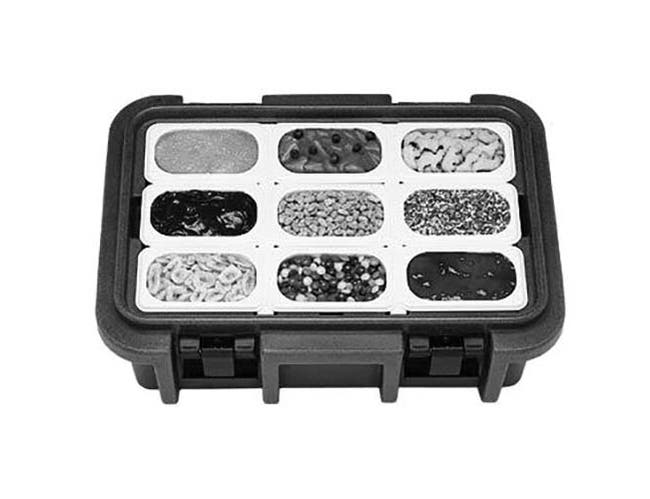 Cambro Black Ultra Pan Carrier Insulated Food Server, 24 3/4 x 12 x 17 3/8 inch -- 1 each.