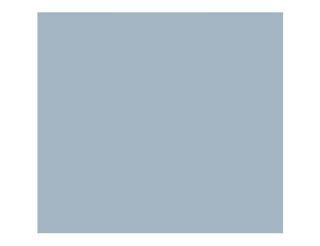 Cambro 110 Voltage Slate Blue Replacement Door for Heated Pan Carriers, 18 1/8 x 21 x 3 1/2 inch -- 1 each.