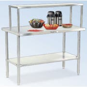 Dinex ValuXpress Economy Solid Top Counter - 2 Well, 35 x 30 x 36 inch -- 1 each.