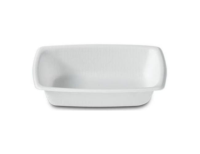 Dinex Plastic High Heat Disposable One Compartment Side Dish, 6 Ounce -- 2000 per case.