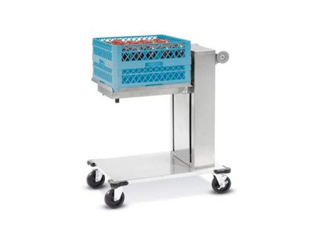Dinex Cantilever Style Mobile Wash Rack Dispenser, 23.50 x 23.25 x 37.13 inch -- 1 each.