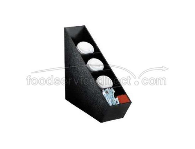 Dispense Rite PL-CT 5 Section Lid Dispenser, 17 1/2 x 5 1/2 x 19 inch -- 1 each.