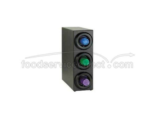 Dispense Rite STL-S Countertop Cup Dispensing Cabinet, 24 x 8 x 23 inch -- 1 each.