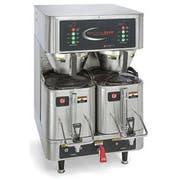 Grindmaster PrecisionBrew Digital Shuttle Twin Coffee Brewer, Cube Dimension - 33 x 27.5 x 22 inch -- 1 each.