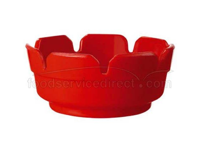 GET Enterprises inc Melamine Ashtray/Cigar Tray, 4 inch -- 24 per case.