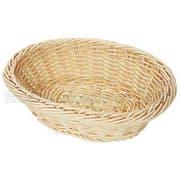 GET Enterprises inc Designer Polyweave Basket - Oval, 9.25 x 6.75 inch -- 12 per case