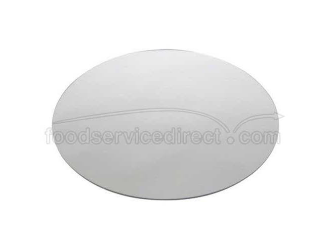 Buffet Enhancements Round Centerpiece Acrylic Plastic Mirror, 18 inch Diameter -- 1 each.