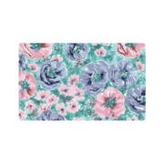 Hoffmaster Whispering Floral Healthcare Traymat, 11 x 18 inch -- 1000 per case.