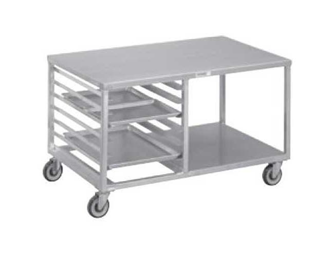Channel Manufacturing Aluminum Convection Oven Stand, 29 x 48 x 30 inch -- 1 each.