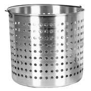 Thunder Group Aluminum Steamer Basket 24 Quart  FITS ALSKSP005 -- 1 each