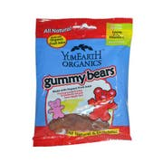 Yummy Earth Organic Gummy Bear, 2.5 Ounce -- 12 per case.