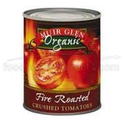 Muir Glen Organic Fire Roasted Crushed Tomato, 28 Ounce -- 12 per case