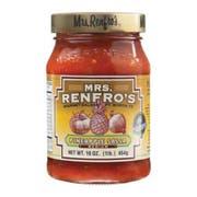 Mrs Renfros Pineapple Salsa, 16 Ounce -- 6 per case.