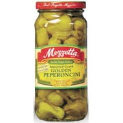 Mezetta Golden Greek Peprncini - 16 ounce  -- 6 per case.