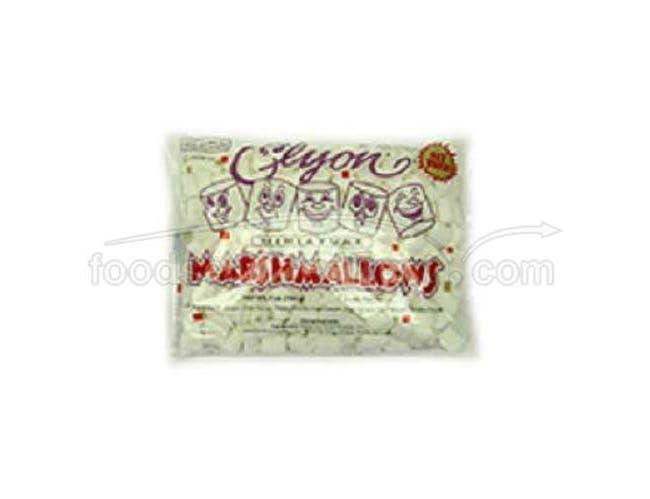 Elyon Natural Mini Marshmallow, 7 Ounce -- 12 per case.