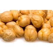 UNFI Garbanzo ChickPea Beans, 25 Pound -- 1 each.