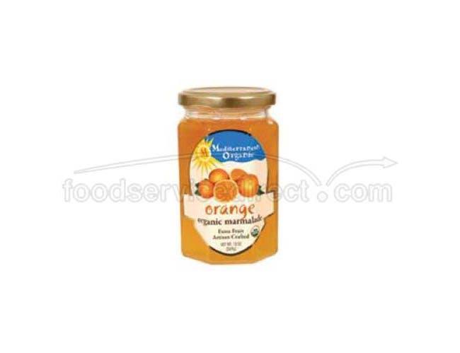 Mediterranean Organic Orange Marmalade, 13 Ounce -- 12 per case.