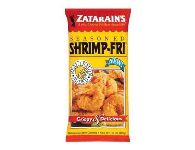 Zatarains New Orleans Style Seasoned Shrimp Fry Mix, 10 Ounce -- 12 per case