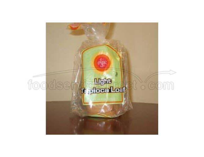 Ener-G Foods Light Tapioca Loaf, 8 Ounce -- 6 per case.