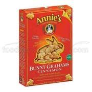 Annies Homegrown Organic Cinnamon Bunny Grahams, 7.5 Ounce -- 12 per case