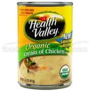 Health Valley Organic Cream Of Chicken Soup, 14.5 Ounce -- 12 per case.
