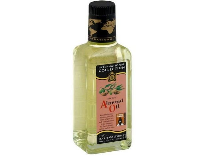 Internation Collection Almond Oil, 8.45 Oz -- 6 Per Case.