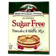 Maple Grove Farms Sugar Free Pancake Mix, 8.5 Ounce -- 8 per case.