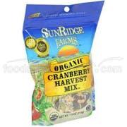 SunRidge Farms Organic Cranberry Harvest Mix , 16 pound  -- 1 each
