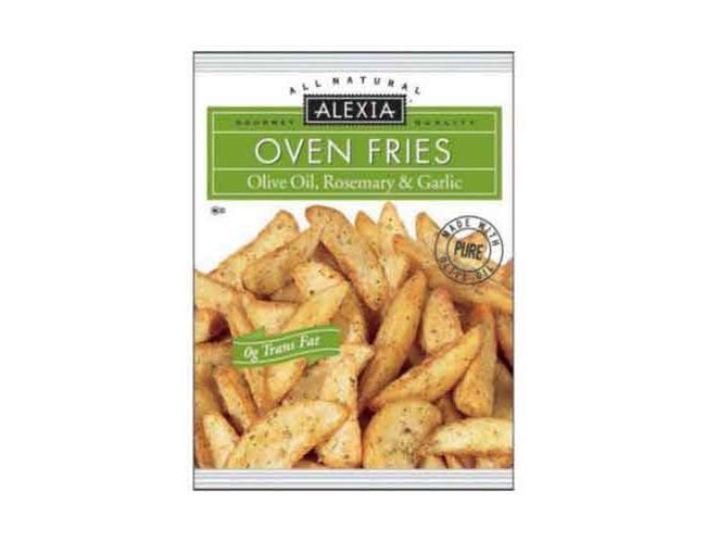 Alexia Foods Olive Oil Rosemary and Garlic Oven Fry, 16 Ounce -- 12 per case.
