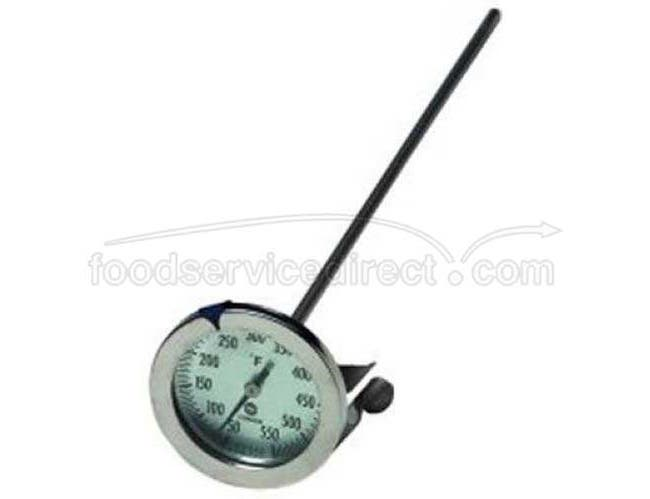 Comark Dial Candy/Deep Fry Thermometer - 50 to 550 Degree Fahrenheit -- 12 per case