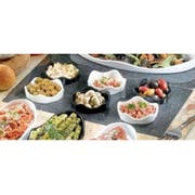Black Granite Bon Chef Melamine Euro Tile for Six 53204 Bowl, 20 13/16 x 12 3/4 inch -- 1 each.