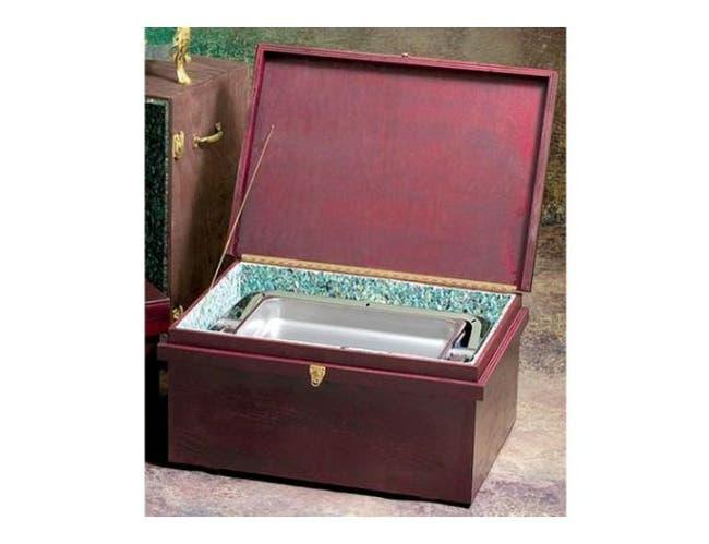 Bon Chef Wooden Rectangular Chafer Box Only, 30 x 18 x 15 inch -- 1 each.