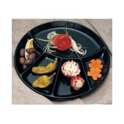Bon Chef Fondue Relish Compartment Tray, 9 inch Diameter -- 12 per case.