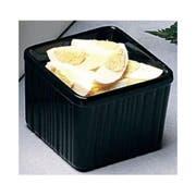 Bon Chef Space Saver Garnish Bowl, 4 1/2 x 4 1/2 x 3 1/4 inch -- 3 per case.