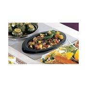 Bon Chef Stainless Steel Full Size Tile with One Cutout for Number 5299HR or Number 5288HR Pan, 13 1/8 x 21 1/2 inch -- 1 each.