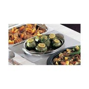 Bon Chef Stainless Steel Full Size Tile with One Cutout for Number 2278 Pan, 13 1/8 x 21 1/2 inch -- 1 each.