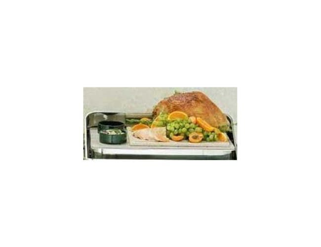 Bon Chef Chafing Dish Carving Station, 13 1/2 x 21 1/2 x 1 1/2 inch -- 1 each.