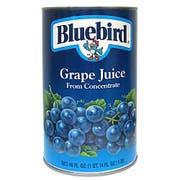 Bluebird Grapefruit Juice, 46 ounce --  12 per Case