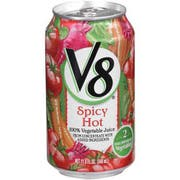Vjuice 8 Spicy Hot -- 24 Case, 11.5 Ounce