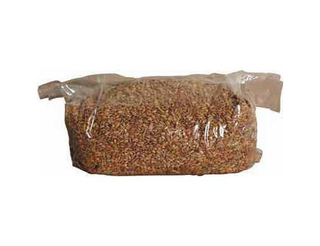 Azar Nut Oil Roasted Salted Sunflower Kernel, 25 Pound -- 1 each.