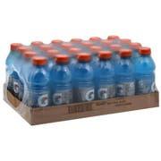 Sport Drink Gatorade Cool Blue Raspberry Wide Mouth -- 24 Case 20 Ounce