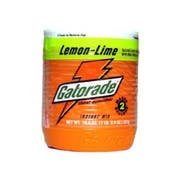 Pepsico Gatorade Powder - Lemon Lime Drink, 18.4 Ounce -- 12 per case.