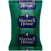 Maxwell House Decaffeinated Super High Yield Coffee - 8.75 oz. fractional pack, 19 packs per case