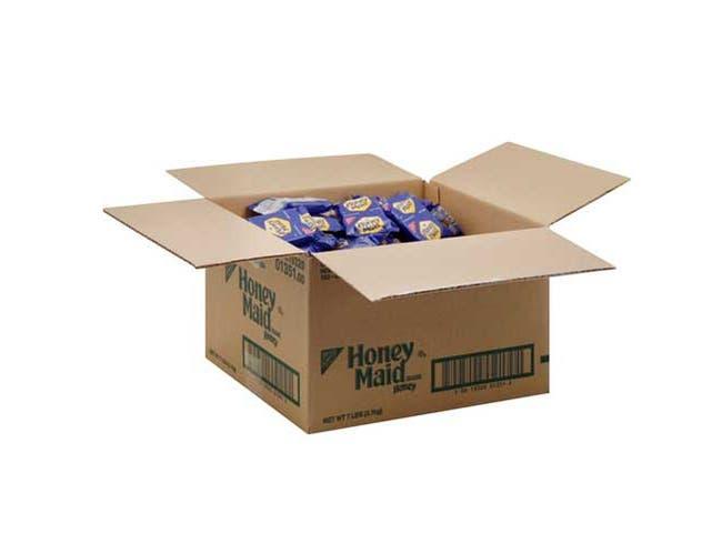 Nabisco Honey Maid Graham Crackers, 0.75 Ounce Each -- 150 Per Case