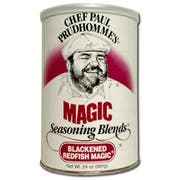 Chef Paul Prudhommes Blackened Redfish Magic - 24 oz. can -- 4 per case.