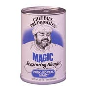 Chef Paul Prudhommes Pork and Veal Magic - 24 oz. can, 4 cans per case