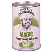 Chef Paul Prudhommes Poultry Magic - 24 oz. can, 4 per case